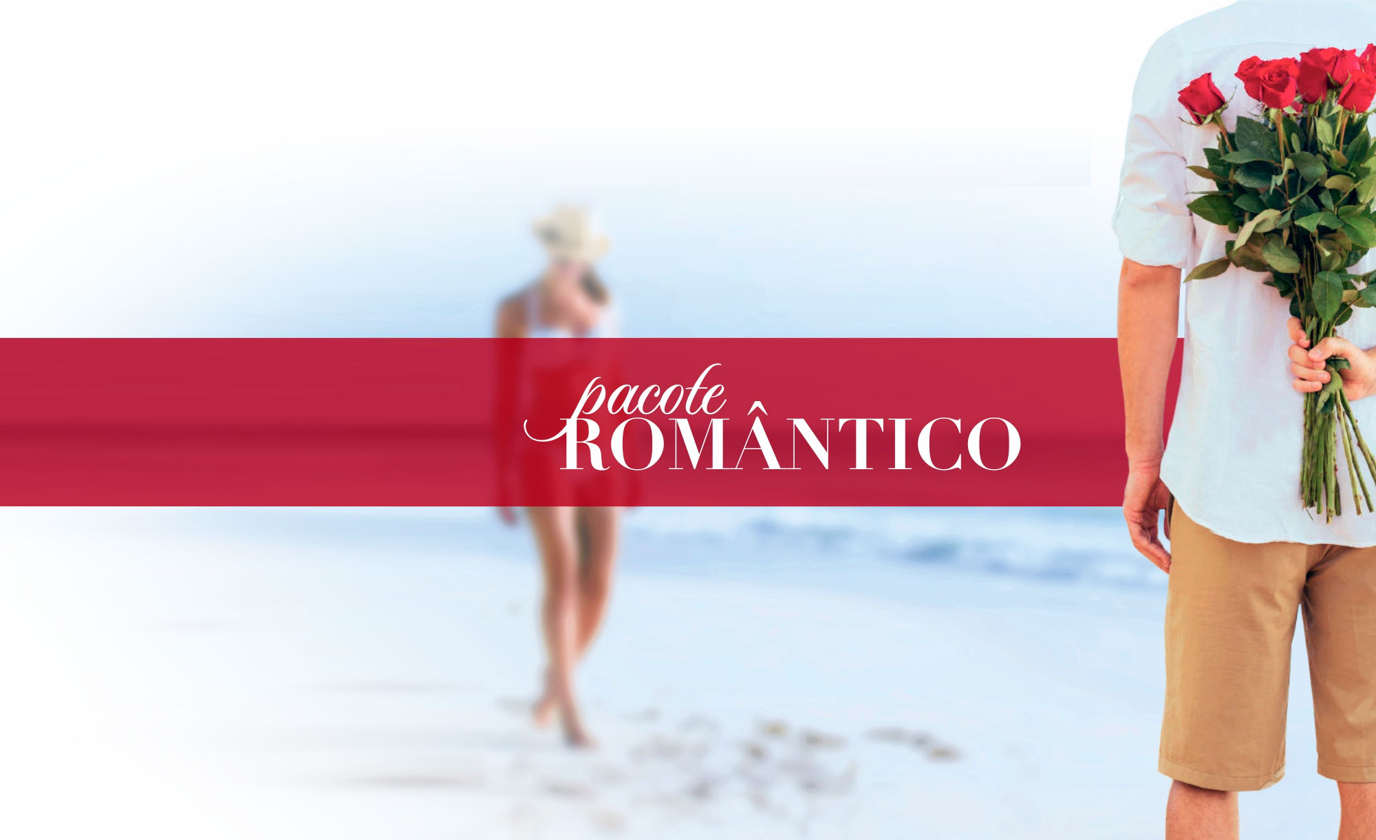 Banner – Promoção Pacote Romântico